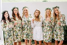 Lilies and Lust was started with brides in mind- but truth be told, we're for every woman. Whether you're looking for a beautiful gift to spoil your bridesmaids with, something pretty to get ready in on your big day, a gift for that someone special or just a way to treat yourself, we're sure to have something you'll love. #bridal #sleepwear #hooraydirectory Every Woman, Lilies, Big Day, Lust, Bridesmaids, Cover Up, Bridal, Pretty, Beautiful