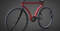 Joseph Hurtados hubless bike design