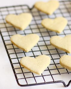 This NO CHILL sugar cookie recipe is gluten-free, dairy-free and egg-free!