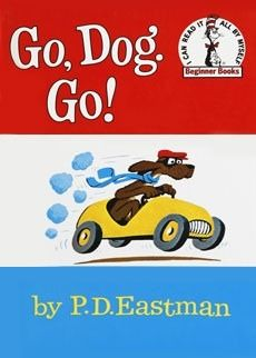 Amazon.com: Go, Dog Go (I Can Read It All By Myself, Beginner Books) (0400307299716): P.D. Eastman: Books