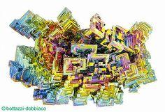 Bismuto gigante- Riesen Wismut - Giant Bismuth m234