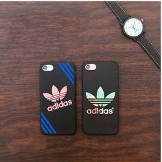 Adidas iPhone iPhone and iPhone 8 Iphone 6 S Plus, Iphone 8, Phone Cover, Iphone Case Covers, Girl Phone Cases, Apple Inc, Ipod, Trendy Fashion, Adidas