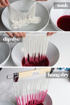 Friday Top 10: Dyeing Projects To Try Out This Summer by Kollabora | Blog post | Kollabora