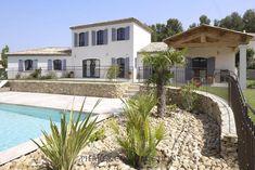 Construction d'une villa provencale à Calas-Cabriès