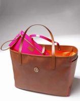 Trussardi Crespo Fluo - Bag collection spring 2012