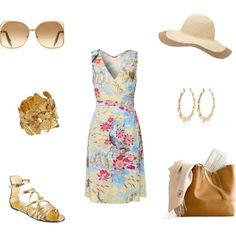 """""""Sunday Morning Dress"""" by danixsousa on Polyvore"""