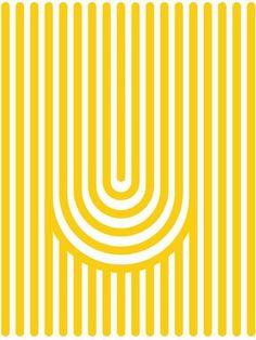 U, Graphic Hoodies by Madeyoul__k - Unisex Pullover Heather Grey - X-LARGE - Front Print - Pullover Textures Patterns, Print Patterns, Plakat Design, Acrylic Box, Grafik Design, Mellow Yellow, Framed Art Prints, Pattern Design, Cool Designs