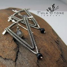 Spirit Warrior Earrings to build on and embellish.  Rock your ears with this versatile style!