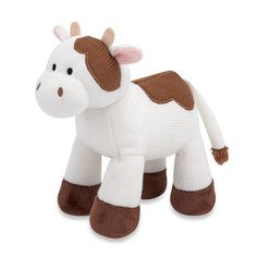 Melissa & Doug® Sweater Sweetie Cow Plush - Bed Bath & Beyond