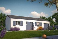 Construction maison Gironde Cézac  En plein coeur des vignes, et à 5 min de toutes commodités, cette maison composée de 3 ch, SDB, d'une cuisine donnant sur un beau séjour avec garage de 15 m2 attenant, est située sur un très joli terrain calme de 950 m2. Contacter Mme PATOIS au 06 08 56 13 13