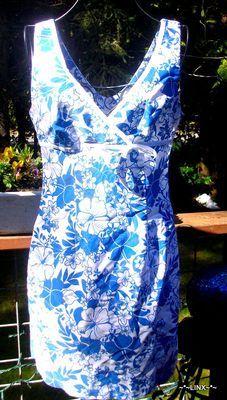 Almost over 1 Bid Hawaiian Dress