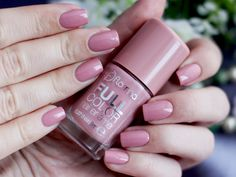 Beautiful Delicious: Лак для ногтей Flormar Full Color FC04 Rose I Hold