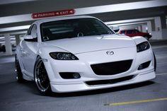 Mazda RX-8 Tuning