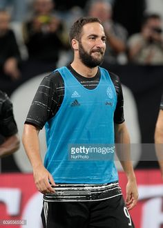 Gonzalo Higuain during Serie A match between Juventus v Cagliari in Turin on September 21 2016