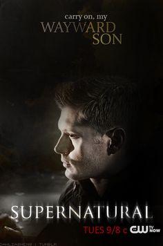 Demon Dean Season 10 Fan made poster! Jensen Ackles, Supernatural Season 10, Supernatural Fan Art, Winchester Boys, Winchester Brothers, Emmanuelle Vaugier, Demon Dean, Bae, Fan Poster