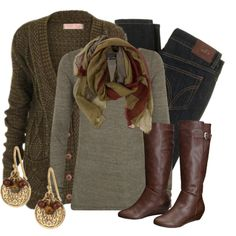 Cute Winter Outfits 2012 | Cognac & Cranberry cute-winter-outfits-2012-42 – Fashionista Trends