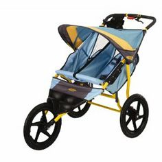 InStep Run Around 2 Double Jogging Stroller (Teal/Dijon) at Time For Babies Double Stroller For Twins, Best Double Stroller, Running With Stroller, Jogging Stroller, Twin Strollers, Double Strollers, Baby Gallery, Fun Walk, Umbrella Stroller