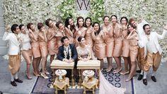 Wedding Inspiration, Wedding Ideas, Bridesmaid Dresses, Wedding Dresses, Traditional Dresses, Wedding Planning, Wedding Decorations, Thoughts, Weddings