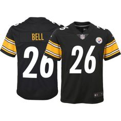 Nike Youth Home Limited Jersey Pittsburgh Le'Veon Bell #26, Size: Medium, Team