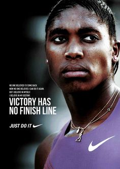 Caster Semenya Caster Semenya, 800m, I Believe In Me, My Destiny, Sports Stars, Finish Line, Track And Field, Nike Running, Just Do It