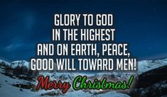 I hope you have a wonderful Christmas! Share the good will with someone today!