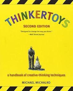 Thinkertoys: A Handbook of Creative-Thinking Techniques by Michael Michalko http://www.amazon.co.uk/dp/1580087736/ref=cm_sw_r_pi_dp_lZQjwb0H95DA0