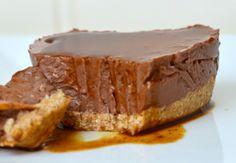 """""""Snickers""""ostekake til dessert! (Bakekona)"""