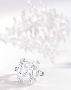Highly Important Platinum and #Diamond #Ring, Bulgari - Sotheby's