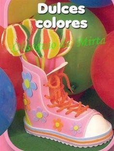 Sapatos de Bonecas 3D - Arte e Eva - Picasa Web Albums