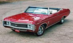 Impala SS 1969