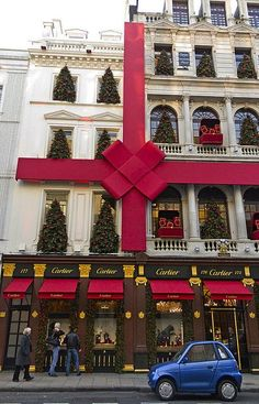 Christmas at Cartier's