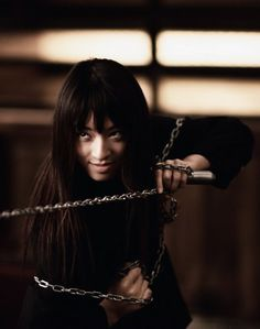 Chiaki Kuriyama Battle Royale | Chiaki Kuriyama | Artista | Filmow