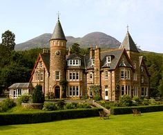 The Torridon Hotel Most Luxurious Hotels Luxury North Coast 500 Places To