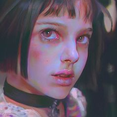 Papers.co wallpapers - ax50-matilda-leon-paint-illustration-art-yanjun-cheng - http://papers.co/ax50-matilda-leon-paint-illustration-art-yanjun-cheng/ - illustration