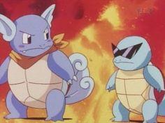 Episode The Pokemon Water War Squirtle Squad, Pokemon, Concept Board, Naruto Shippuden Anime, Art For Kids, Turtle, Nintendo, Gifs, War