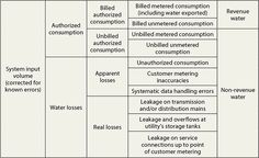 Non-Revenue Water Loss: Its Causes and Cures - Forester Network Bottled Water, Water Efficiency, Resource Management, Water Resources, Pumping, The Cure