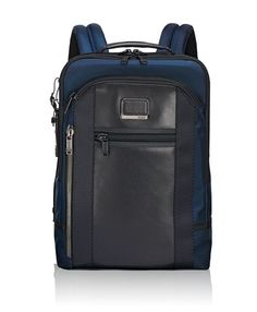 9e822d821deeab Davis Backpack - Alpha Bravo - Tumi United States - Navy