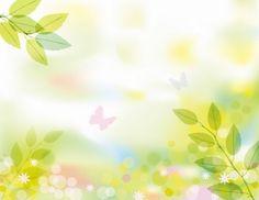 Flower Background Illustration Graphic