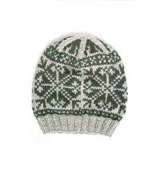 Fair Isle Knit Hat Pattern Nordic Snowflake Hat Knitting image 3 Knitting Designs, Knitting Patterns, Crochet Patterns, Aran Weight Yarn, Fair Isle Pattern, Fair Isle Knitting, Sock Yarn, Hand Dyed Yarn, Crochet Yarn
