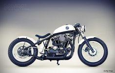 DP Customs Motorcycle Design Challenge