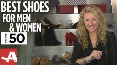 Best Shoes for 50+ Men & Women | Best of Everything with Barbara Hannah Grufferman | AARP