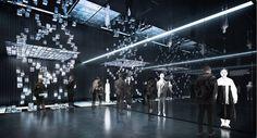 Korea historic museum exhibition design proposal - Dconcierz