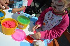 Modelovací hmoty JOVI a koblihy děti milují :-)