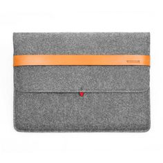 """Macbook Pro 13"""" Wool Felt Sleeve Macbook Case Laptop Bag With Italian Thick Leather Strap Pro 13"""" Macbook Bag TopHome Design KK by TopHome on Etsy https://www.etsy.com/listing/216104597/macbook-pro-13-wool-felt-sleeve-macbook"""