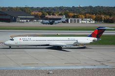 Delta Airlines McDonnell-Douglas DC-9-51