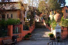 Garbatella, Roma ,Italy >>> Roma sconosciuta: 3 luoghi da vedere poco conosciuti >>> http://www.piuvivi.com/viaggi-e-vacanze/roma-sconosciuta-posti-da-vedere-poco-conosciuti.html <<<