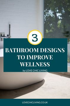 Easy design ideas for bathroom wellness inspiration. If you are looking to redesign your bathroom and bring in a little more bathroom wellness style, here's a post designed to bring you some bathroom inspiration and ideas on how to redecorate your bathroom for a more calm and relaxing feel Family Bathroom, Simple Bathroom, Digital Detox, Real Plants, Vanity Units, Bathroom Inspiration, How To Look Pretty, Simple Designs, Things That Bounce