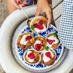 Baileys Cookies and Cream Parfait Muesli, Granola, Baileys, Cookies And Cream, Brunch Recipes, Parfait, Oreo, Breakfast, Food