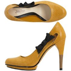 lela rose for payless- Charson Side Bow Pumps