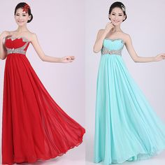 Cheap Evening Dresses on Sale at Bargain Price, Buy Quality dress up clothes women, dress designs for big women, dress up time prom dresses from China dress up clothes women Suppliers at Aliexpress.com:1,Neckline:Sweetheart 2,Wedding dress formal dress bottom type:trailing 3,Fabric Type:Chiffon 4,Train:None 5,Image Type:Reference Images